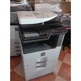 Copiadora Sharp Mxm264n Impresora Escaner Red Usb