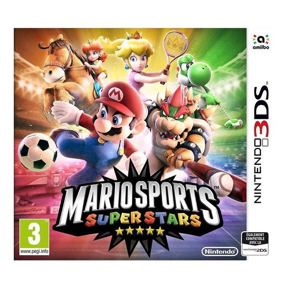 Mario Sports Superstars Nintendo 3ds Fisico Nuevo Original