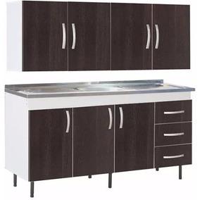 Muebles De Cocina En Melamina Y/o Pino