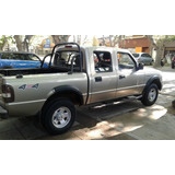 Ford Ranger D/c 4x4 2.8 Tdi Xl Plus 2004