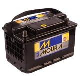 Bateria Moura M28kd 12x75 Rf. Camionetas Autos Diesel Gnc