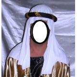 Turbante Árabe (performer Angels)