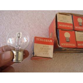 Lampada 12v Fusca Antigo Carro Antigo Alemão Raro