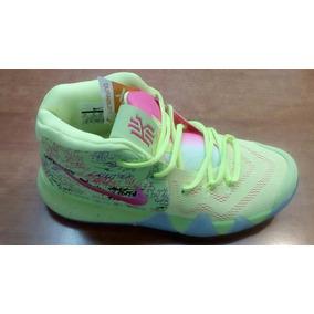 Kyrie Irving 4 Color Primario Amarillo Zapatos Nike de Hombre en