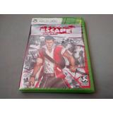 Dead Island Escape Nuevo Y Sellado Para Xbox 360