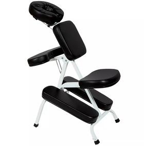 Cadeira Massagem Shiatsu Quick Massage Dobrável Metal Legno
