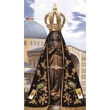 Piso Azulejo Cerâmico Decorativo Sacra N Senhora Aparecida