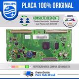 Placa T-con Philips 40pfl3606d Thriller
