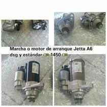 Motor De Arranque O Marcha Jetta A6