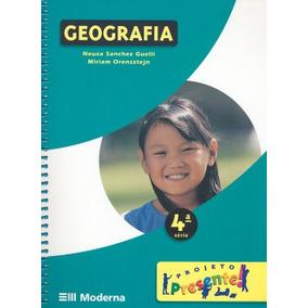 Projeto Presente - Geografia - 5º Ano / 4ª Serie