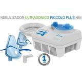 Nebulizador Ultrasonico Digital Piccolo Plus Adultos Y Niños