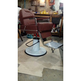 Borracha De Cadeira De Cabeleireiro Ferrante Modelo Mónaco