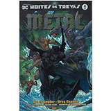 Hq Batman Noite Das Trevas #2 Metal Jul-2018