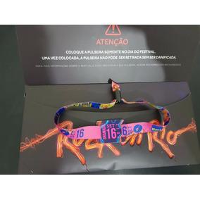 Ingresso Inteira Rock In Rio 16/09- Maroon 5