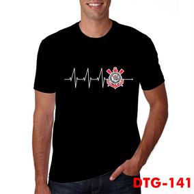2 Camisetas Corinthians - Camisetas Manga Curta para Masculino no ... faf3869845fab