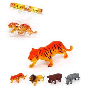 Animais Selvagem 13cm - Brinquedo - Oferta -dia Das Crianças