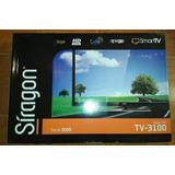 Televisor Led 720p Smart Tv Siragon 28 Tv-3100 I Geliosshop