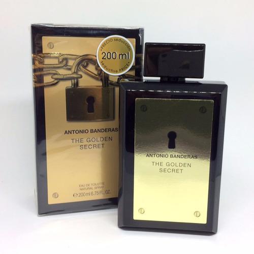 The Golden Secret 200ml Masculino | Lacrado E 100% Original