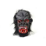 Mascara Monos Locos Halloween Cotillon Disfraz