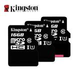 Cartão Micro Sd Kingston 16 Gb Original, Carta Registrada