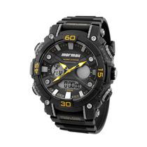 Relógio Mormaii Mo12590/8y Mo12590 8y Preto G-shock Mo125908