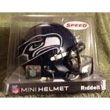 Nfl Seattle Seahawks Mini Casco Modelo Speed By Riddell