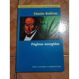 Simon Bolivar Monte Avila Edit. Latinoamerica