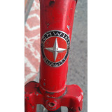 Cuadro De Bicicleta Antigua Para Dama Schwinn R 27
