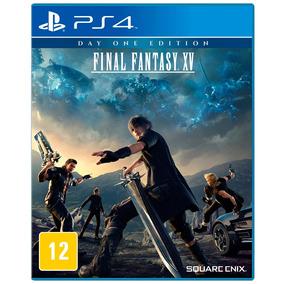 Jogo Final Fantasy Xv Edição Pré-venda Para Ps4 Square Enix