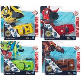 Transformers Robots In Disguise 4 Autobot + 1 Dinobot 5 Pz