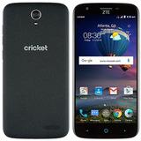 Bloqueado A Cricket Wireless Plan- Zte Grand X3 4g Lte 5.5 P