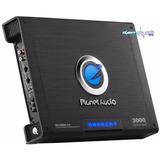 Amplificador Planet Audio Ac3000.1d Clase D Para Woofer