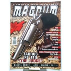 Revista Magnum Ano 17 N°103 Em Ótimo Estado