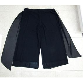 Pantalon/falda Palazzo Chiffon Tallas Extras Llenitas 42-44