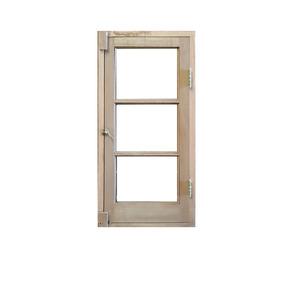 Ventana madera vidrio repartido aberturas ventanas de for Mercadolibre argentina ventanas de madera