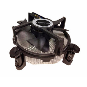 Netmak Cooler C/ Socket Intel 775/1150/1151/1155/1156