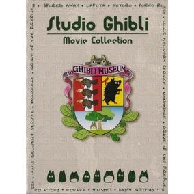 Studio Ghibli Hayao Miyazaki 27 Filmes Dublado E Legendadado