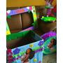 Piñata Infantiles ,combos,chupeteras,marcos Y Caja De Regalo