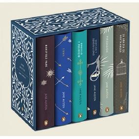Jane Austen Obras Completas - Ed. Conmemorativa Tapas Duras