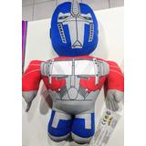Muñeco Transformers Optimus Prime O Bumblebee 40cm Wabro