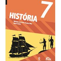 Livro De História 7o, 8o, 9o Ano - Escola Adventista (novos)
