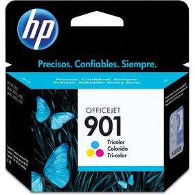 Cartucho Original Hp 901 Colorido Officejet Inkjet - Hp