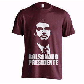 Camisa Bolsonaro - Camisaria Mammuth