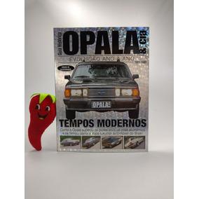 Revista Guia Histórico Opala & Cia Tempos Modernos 1985-1989