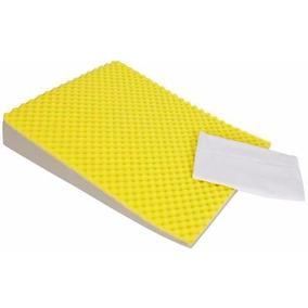 Travesseiro Almofada Anti Refluxo E Varizes Adulto C/ Capa
