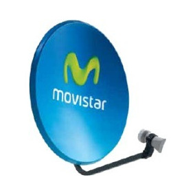 Antena Movistar Nueva Con Lnb Full Hd 1080