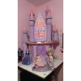 Castillo Barbie Para Piñata Anime Centro Mesa