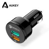 Cargador Aukey Carga Rapida / Quick Charge / Ai / Qualcomm