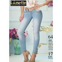 Jeans Levantacola Colombiano En Quito