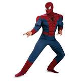 Hombres Disfraz Marvel Película The Amazing Spider-man 2 Cl